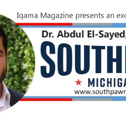 Southpaw Michigan, An Exclusive Interview with Dr. Abdul El-Sayed